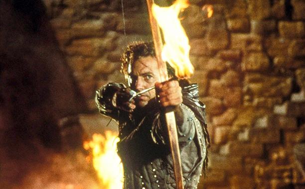 5. Robin Hood: Prince of Thieves (1991)