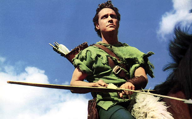 9. The Story of Robin Hood and His Merrie Men (1952)