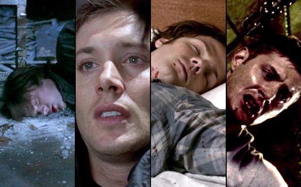 Sam and Dean's Top 10 Deaths
