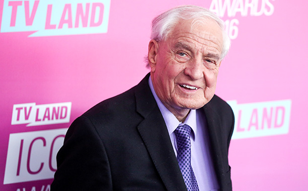 Garry Marshall at the 2016 TV Land Icon Awards on April 10, 2016