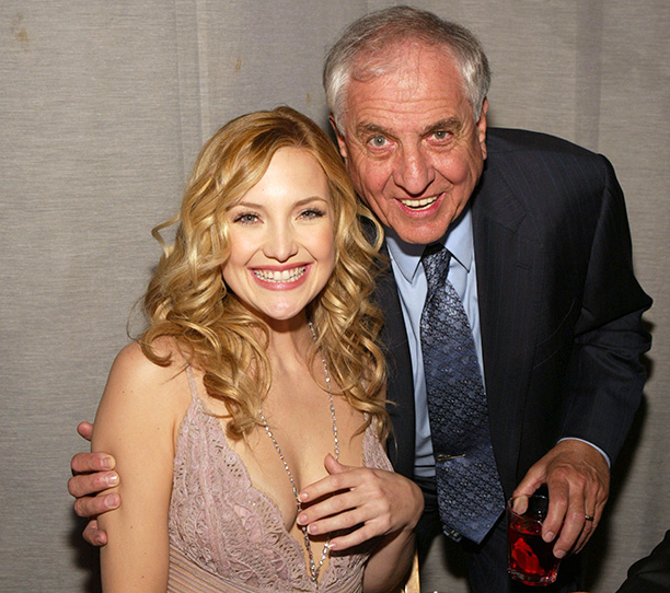 Garry Marshall With Kate Hudson at the Raising Helen Afterparty on May 26, 2004