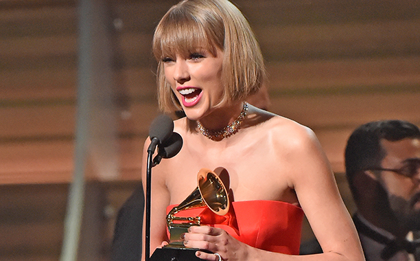 Swift's 2016 Grammys Speech