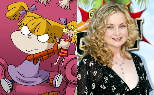 Cheryl Chase (Angelica Pickles)