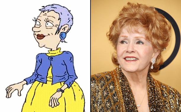 Debbie Reynolds (Lulu Pickles)