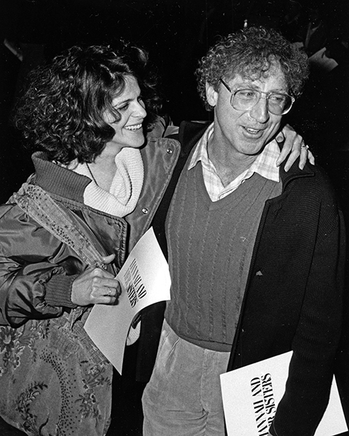 Gilda and Gene on Gilda and Gene