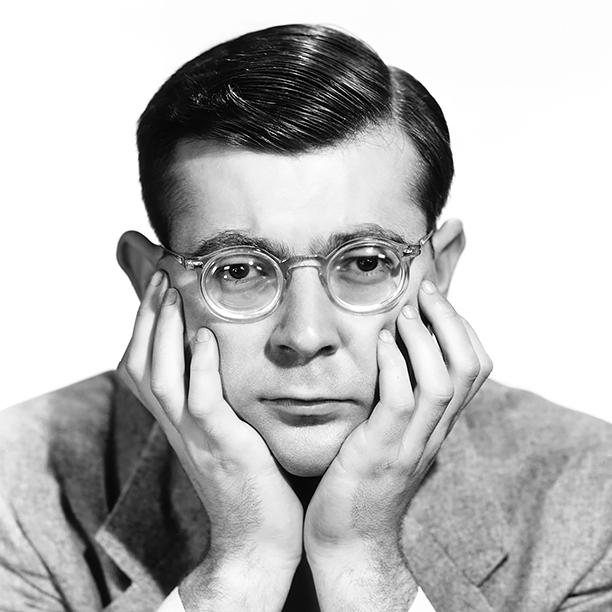 GALLERY: Stars We Lost in 2016: ALL CROPS: THE REFORMER AND THE REDHEAD, Marvin Kaplan, 1950