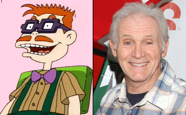 Michael Bell (Chas Finster)