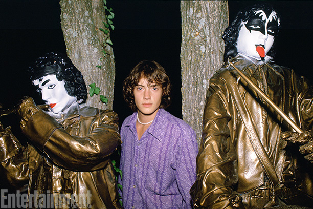 Dazed And Confused | One of these is not like the other.... Where's Jason London's KISS makeup?