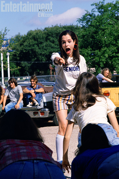Dazed And Confused | Parker Posey wants YOU to drop to the ground and fry like bacon, freshman bitches!