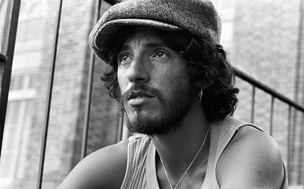 Bruce Springsteen at Alex Cooley's Electric Ballroom in Atlanta on August 22, 1975