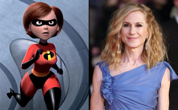 Holly Hunter, Elastigirl, The Incredibles