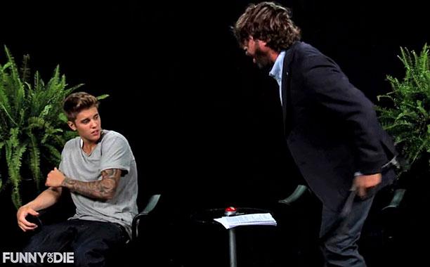 Justin Bieber, September 2013