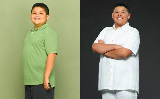 Rico Rodriguez as Manny Delgado in Season 1; Rico Rodriguez as Manny Delgado in Season 8