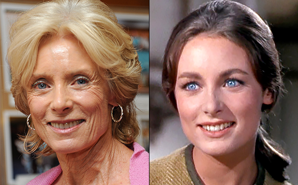 GALLERY: Stars We Lost in 2016: ALL CROPS: 149557844 Actress Charmain Carr on July 30, 2012 (Photo by Valerie Macon/Getty Images); THE SOUND OF MUSIC, Charmian Carr 1965. (20th Century Fox)