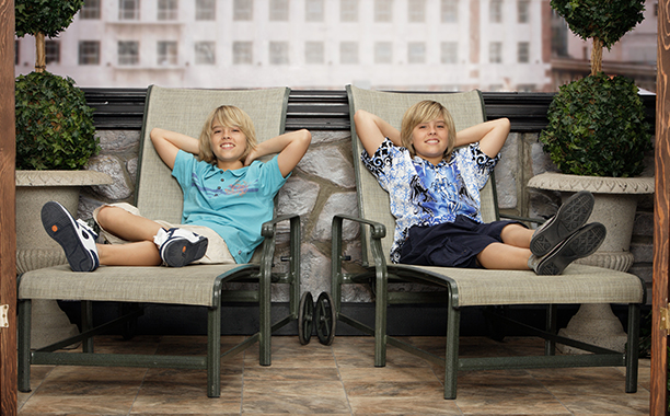 9. The Suite Life of Zack & Cody (2005-2008)