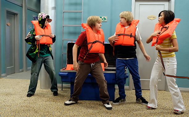20. The Suite Life on Deck (2008-2011)