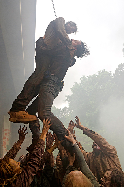 'The Walking Dead' Season 7 Premiere