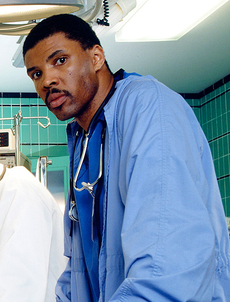 ER, Eriq La Salle | Why did it always seem like there was a bug up the butt of Dr. Peter Benton? We get it — an emergency room isn't…