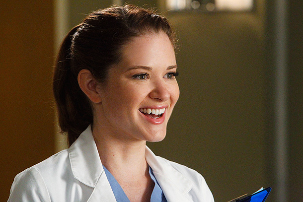 Sarah Drew | I will admit, April's lightened up a little this season, but a few episodes of sympathetic behavior can't erase the painful memories of Seattle Grace-Mercy…