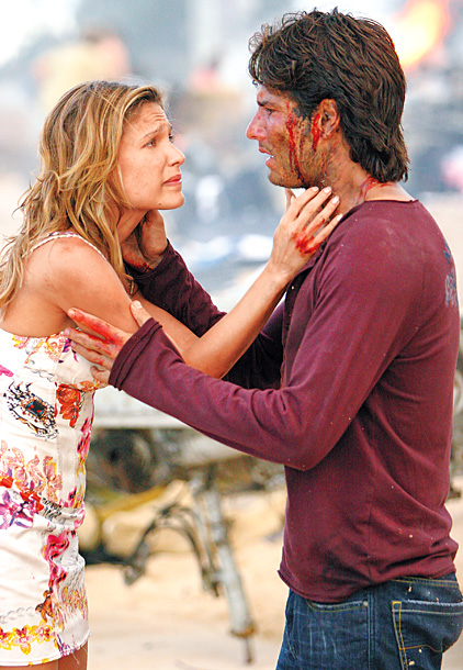 LOST, Kiele Sanchez, ... | There's a reason some characters are relegated to the background. When Lost writers decided to bring two of the also-crasheds to the forefront, no one…