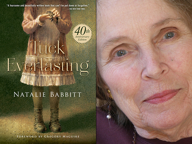 GALLERY: Stars We Lost in 2016: ALL CROPS: Tuck Everlasting and the author Natalie Babbitt