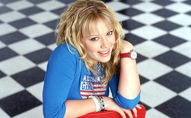 1. Lizzie McGuire (2001-2004)