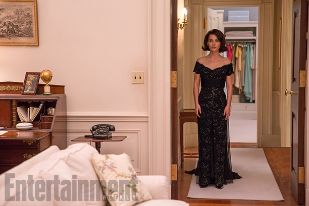Natalie Portman as Jacqueline Kennedy in 'Jackie'