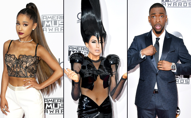 The Best and Worst of the 2016 AMAs