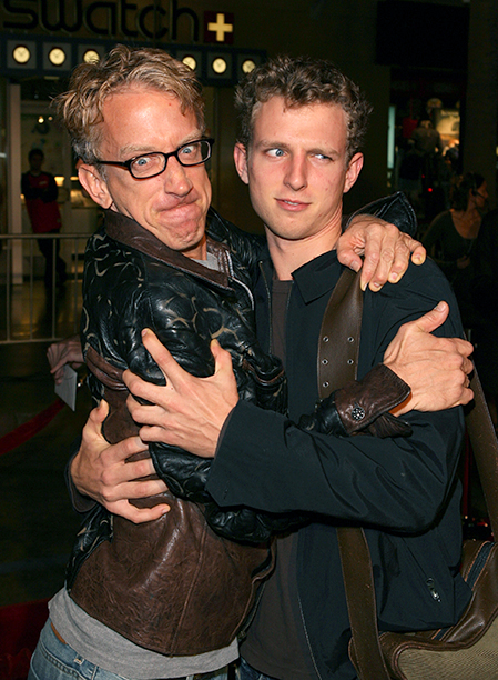 Andy Dick and Nick Lucas