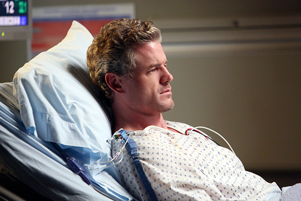 Mark Sloan (Grey's Anatomy, season 9)