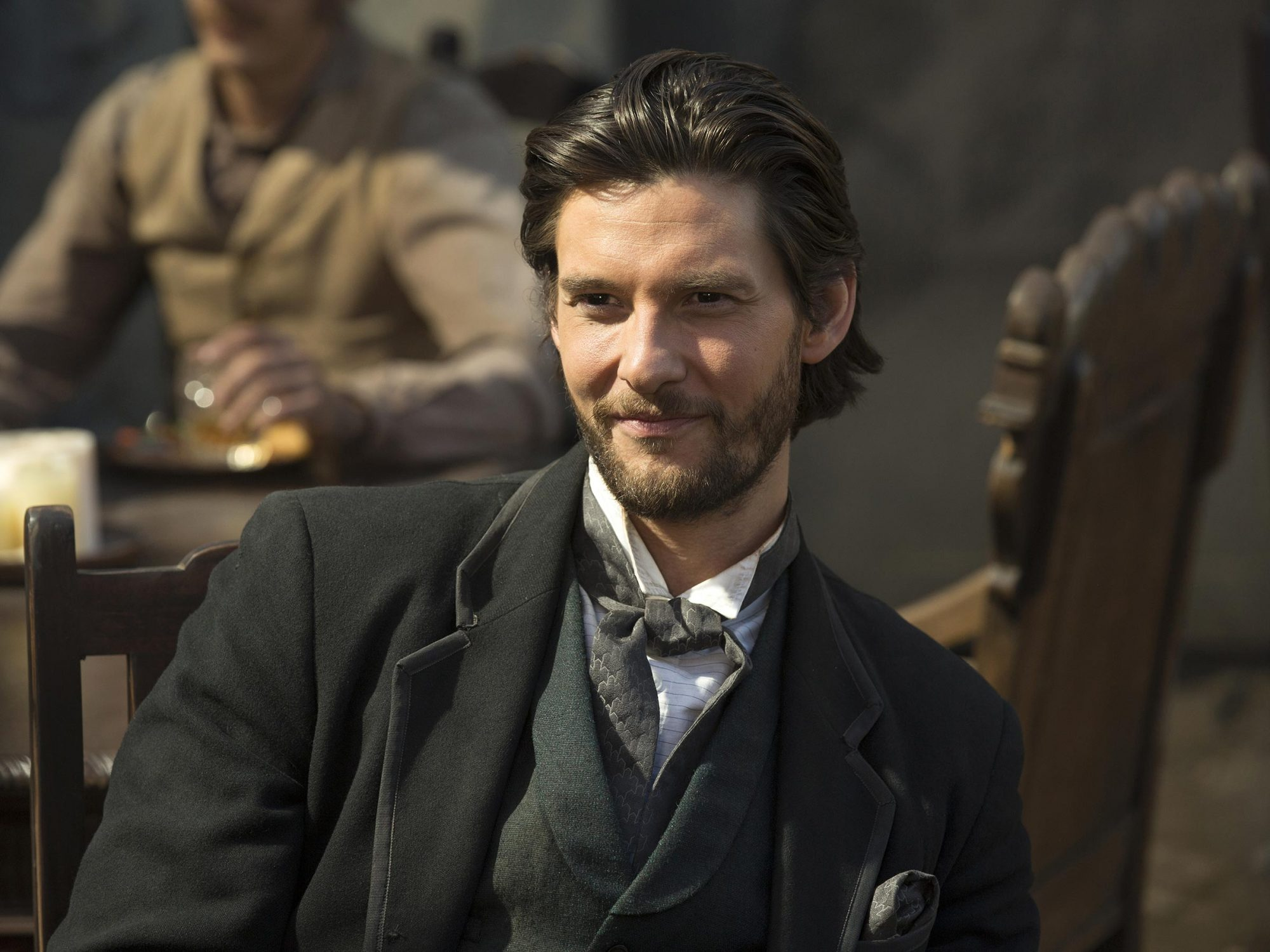 Westworld Season 1 Episode 5: Ben Barnes.photo: John P. Johnson/HBO