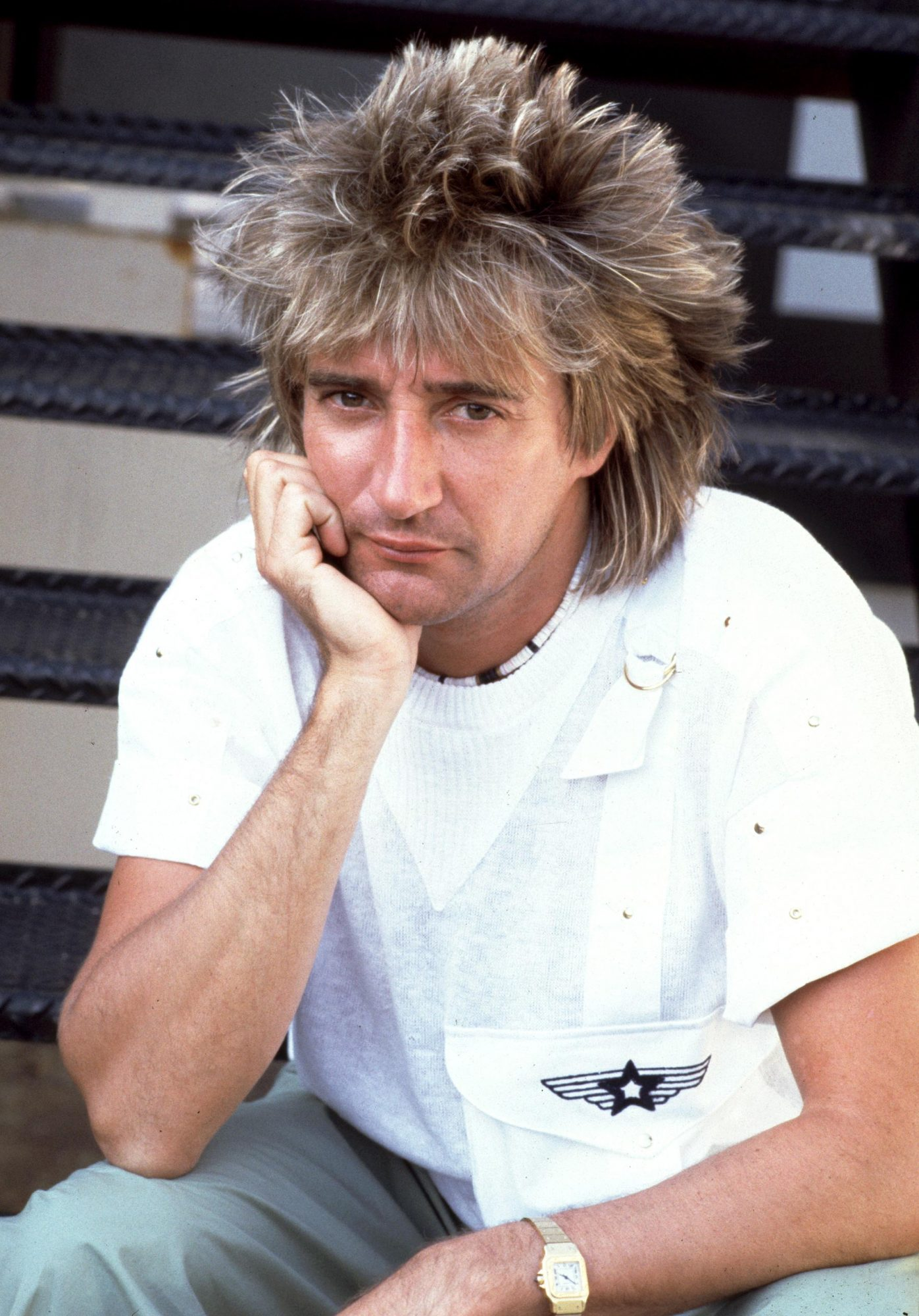 Rod Stewart &  The Faces File Photos