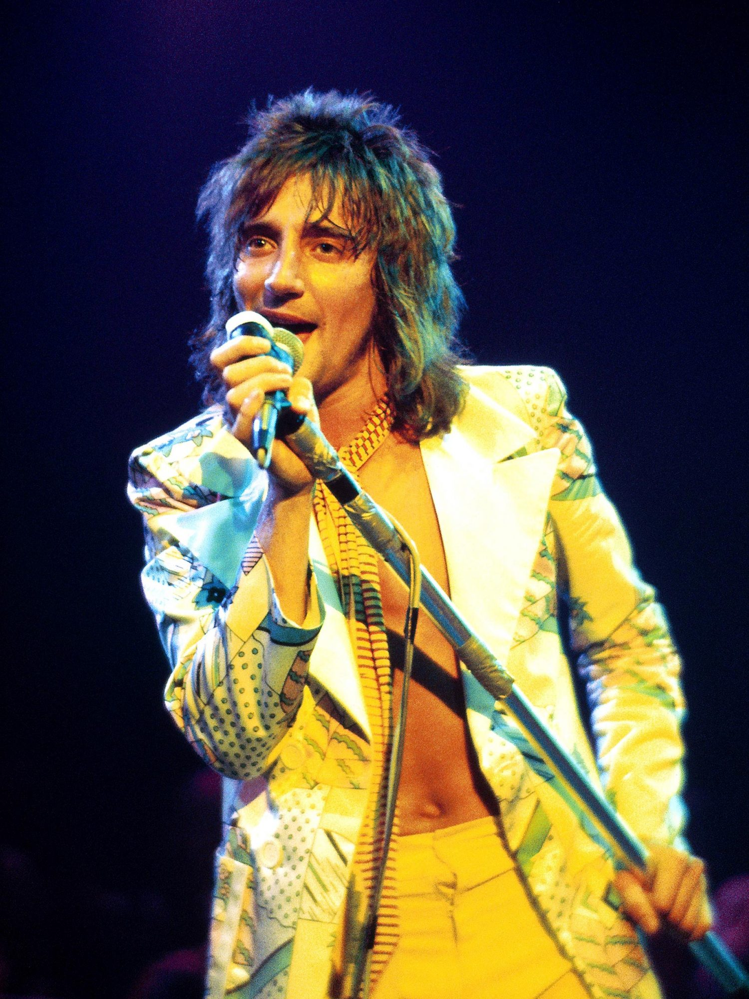 Photo of FACES and Rod STEWART