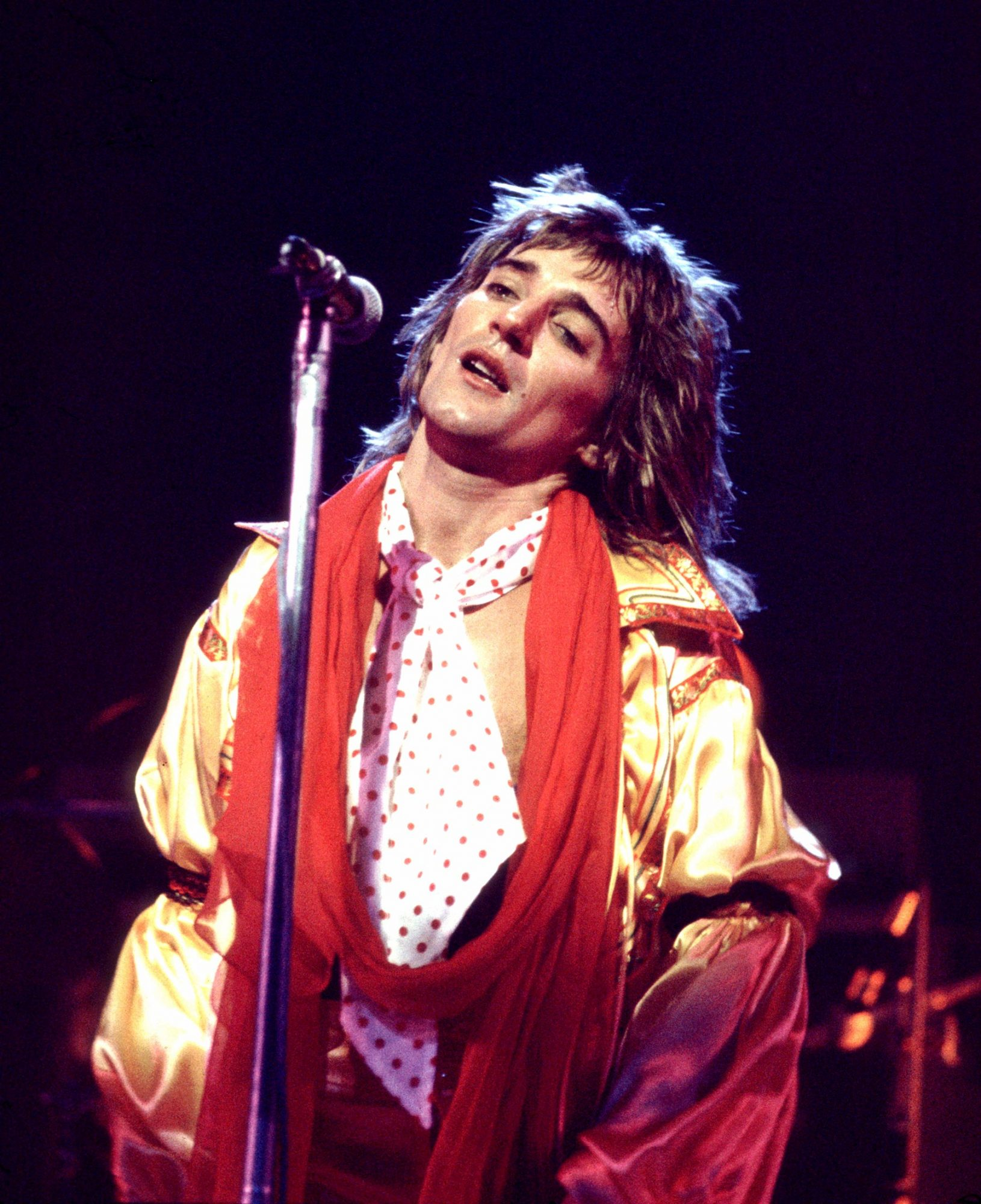Rod Stewart and Faces File Photos