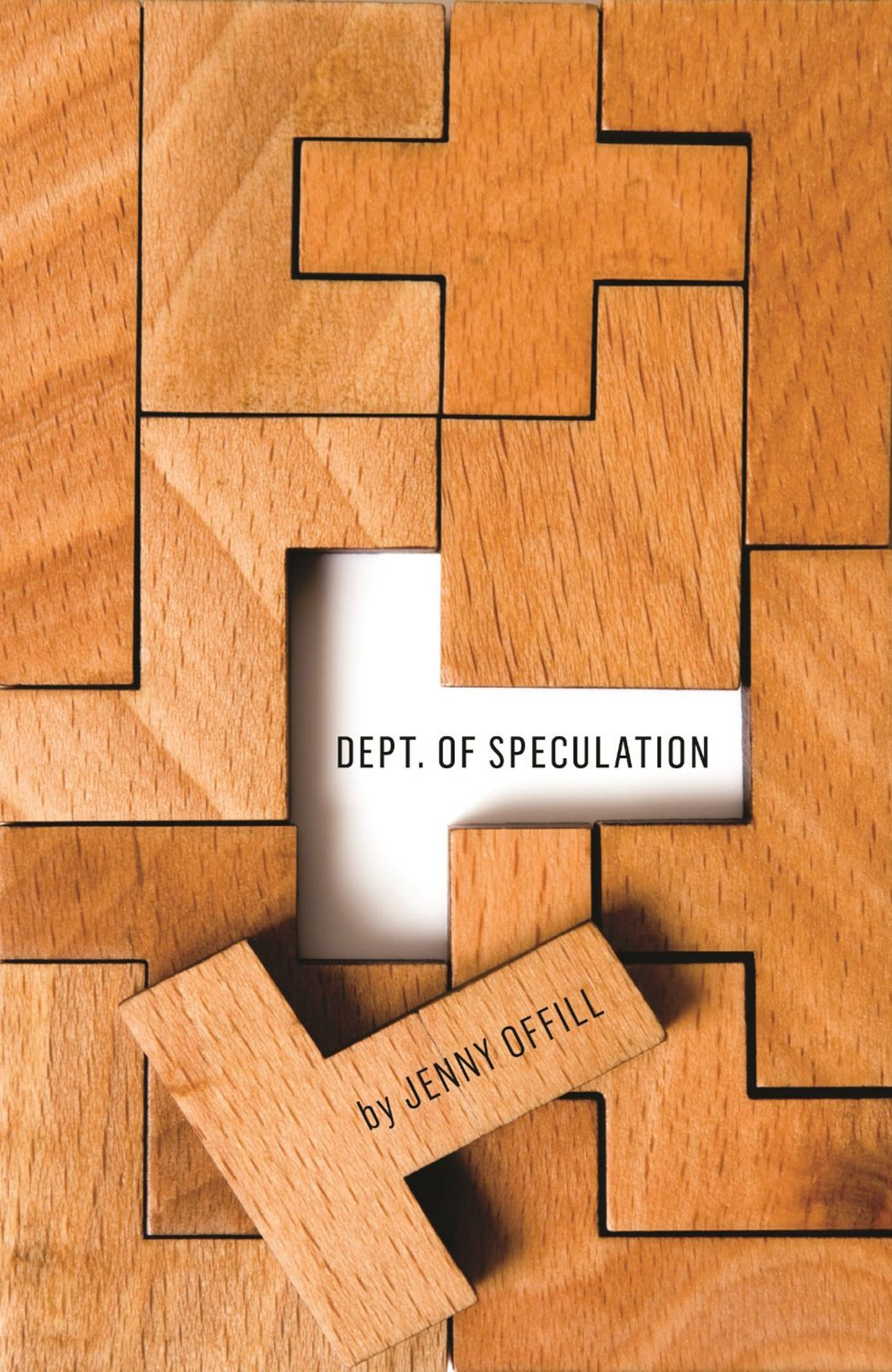 Jenny Offill, Dept. of Speculation