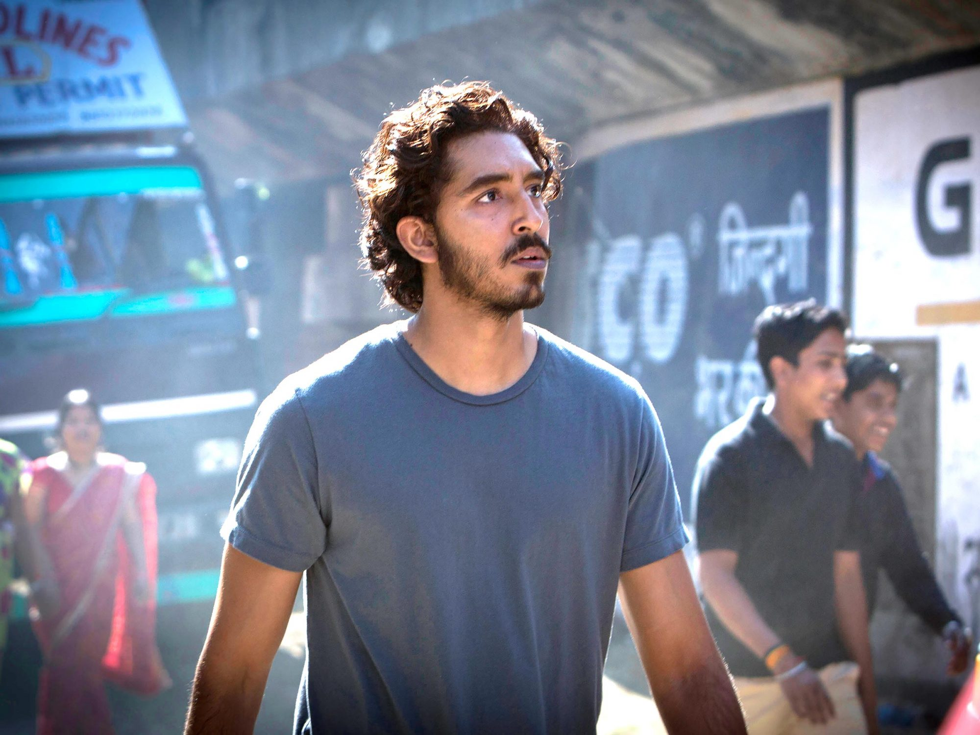 Lion based on A Long Way Home: A Memoir by Saroo Brierley