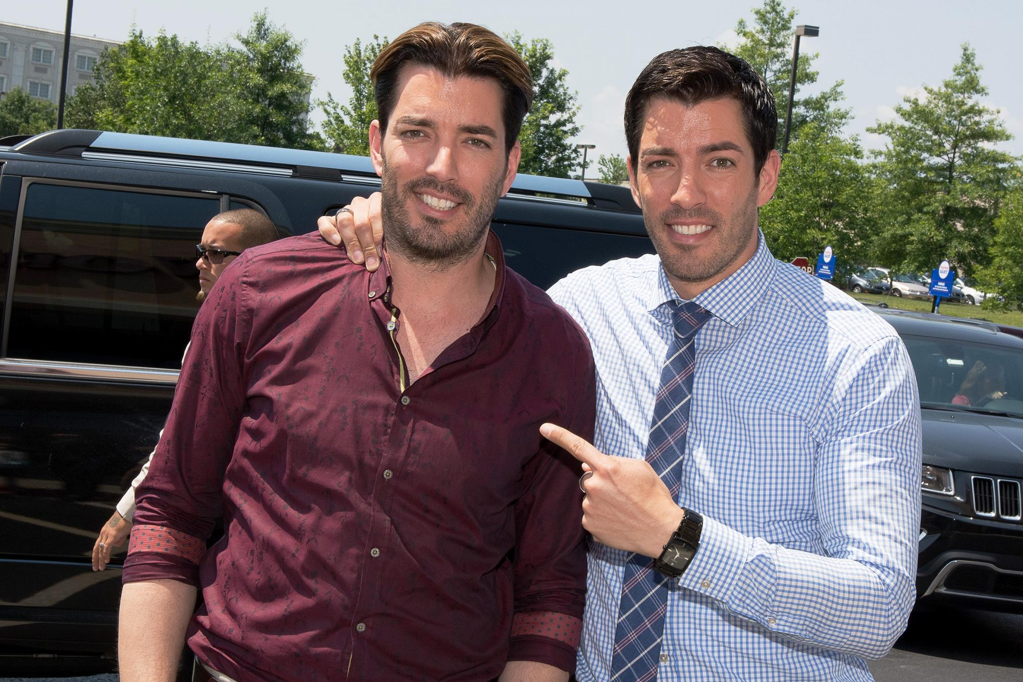 Cost Plus World Market Celebrates With Jonathan & Drew Scott, Hosts Of Property Brothers