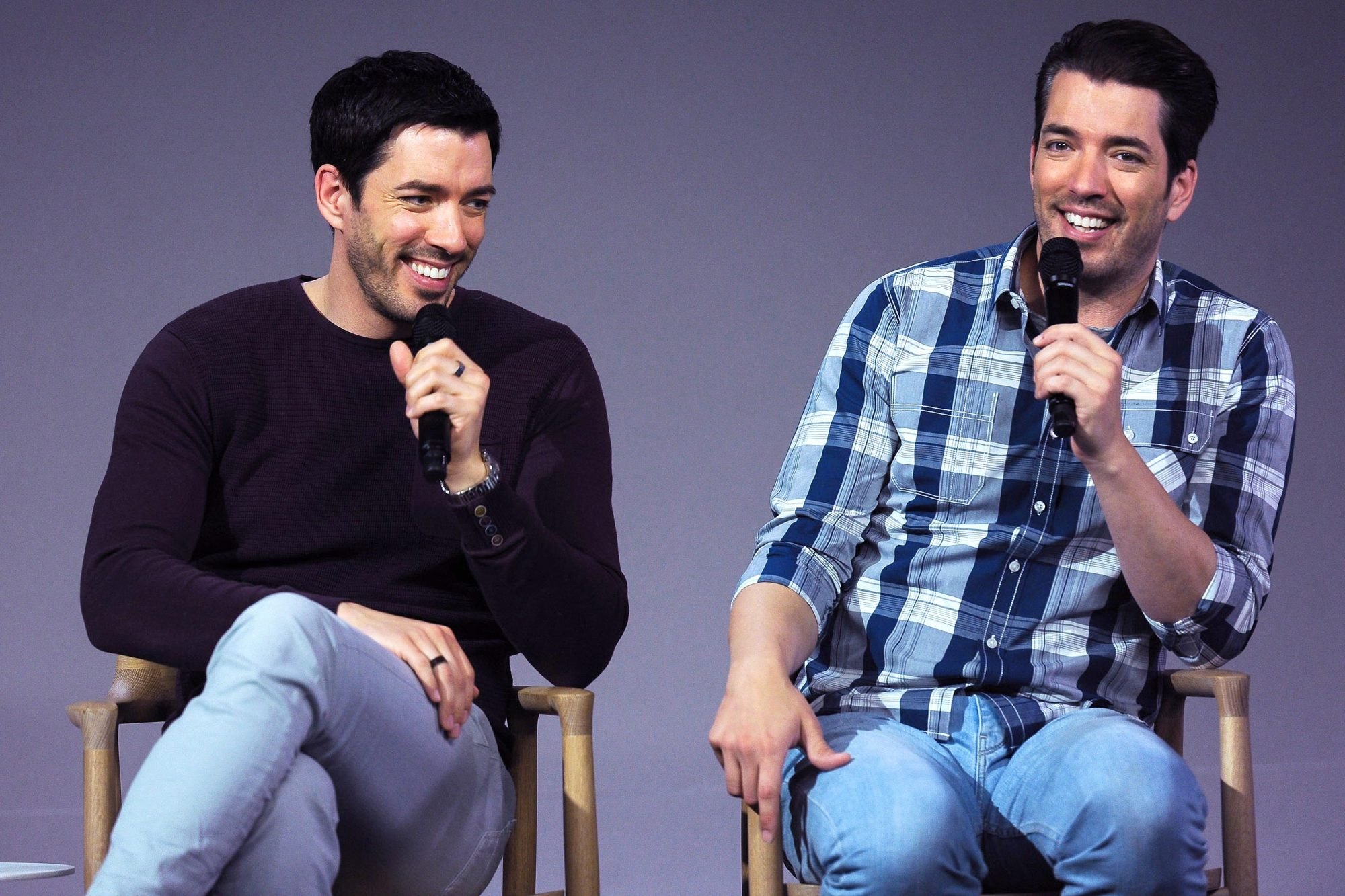 Apple Store Soho Presents: Meet the Property Brothers: Drew Scott And Jonathan Scott