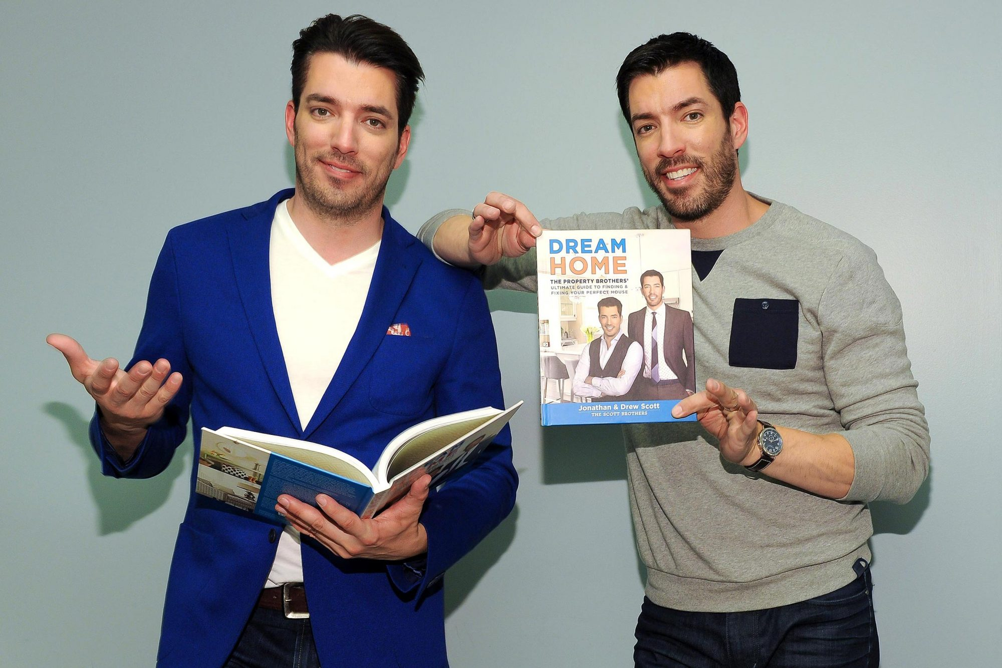 """Property Brothers"" Launch Their New Book ""Dream Home"""