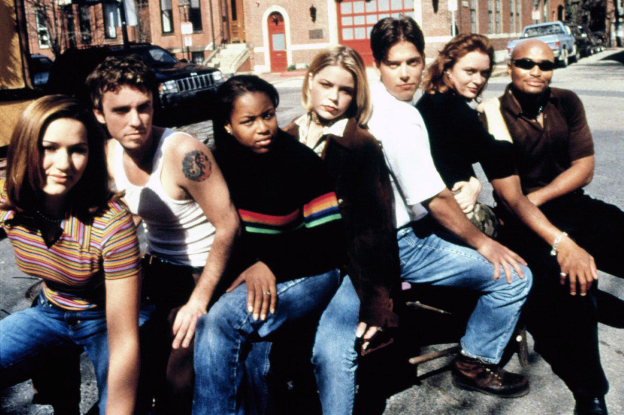 REAL WORLD, BOSTON, Elka, Jason, Kameelah, Genesis, Sean, Montana, Syrus, (1997),  6th season, 1992-