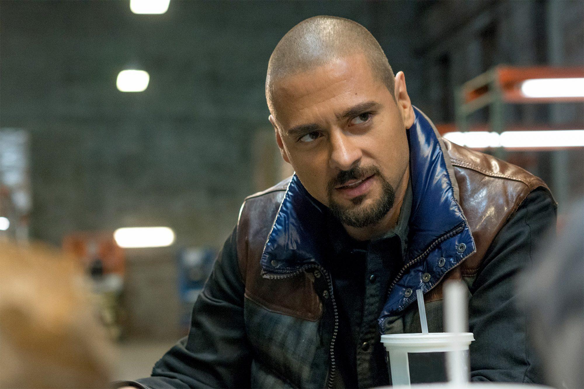 J.R. Raminez as Julio in Power