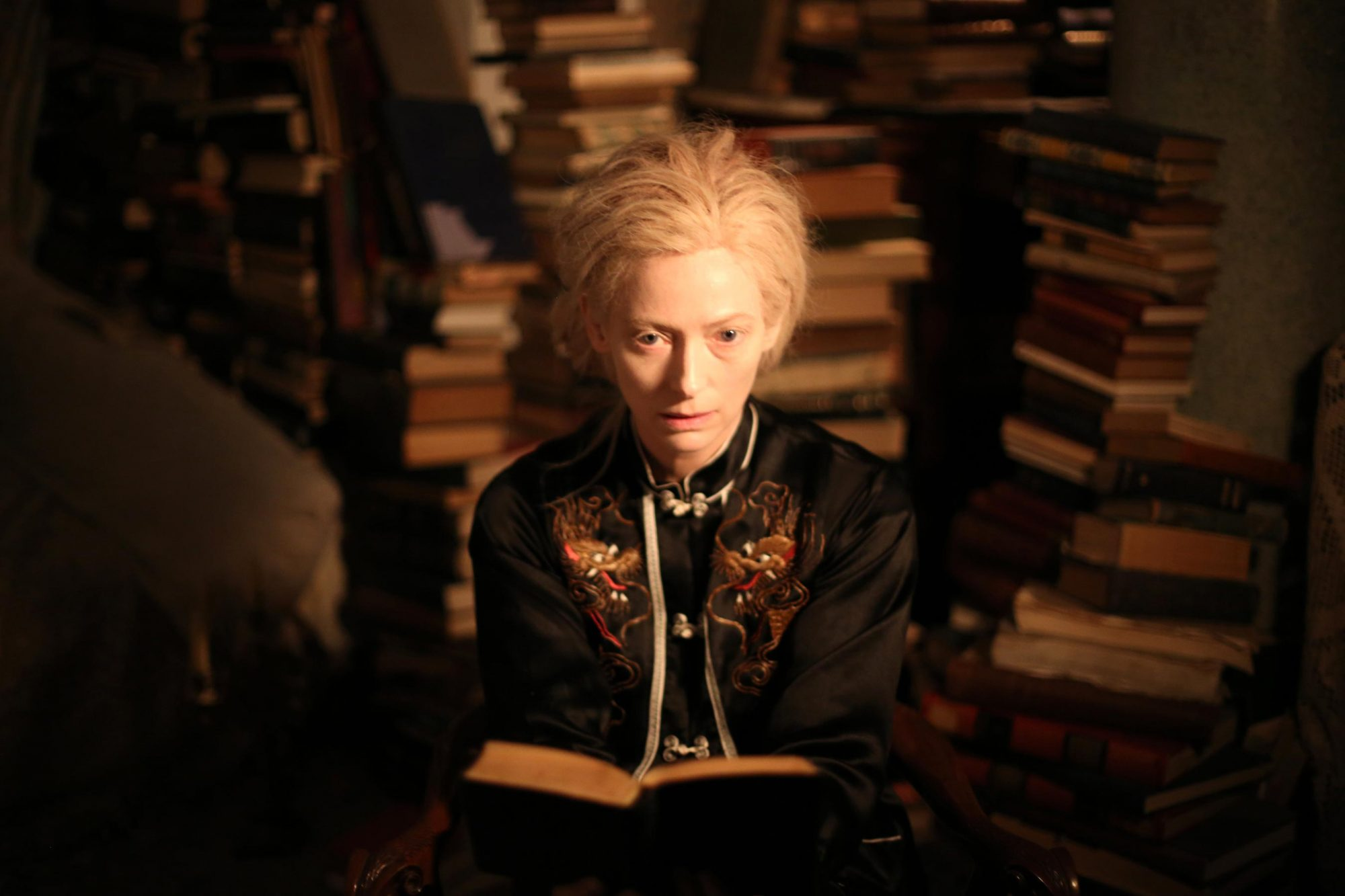 ONLY LOVERS LEFT ALIVE (2014)Tilda Swinton as Eve