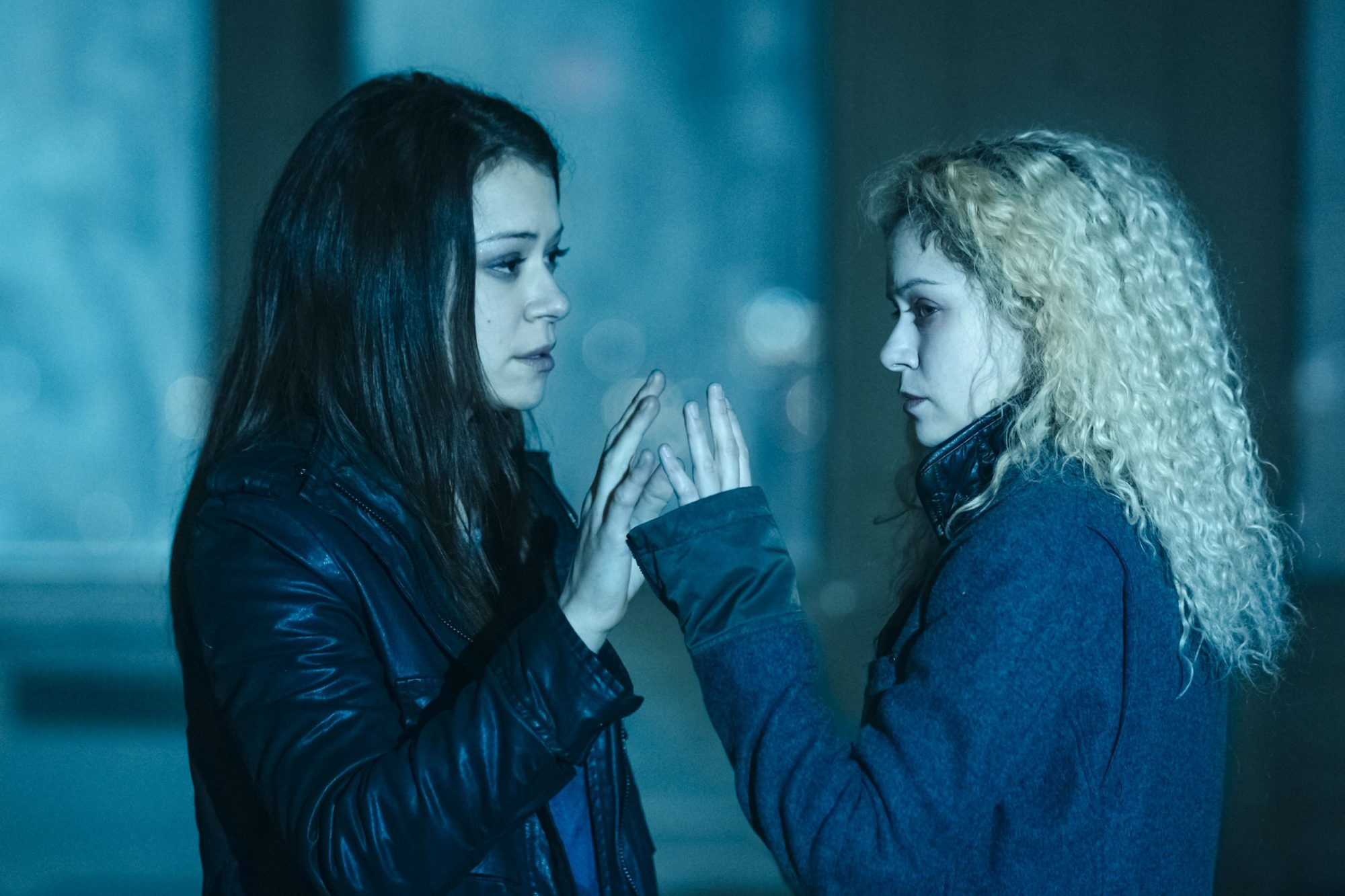 """Orphan Black"" Ep205_D8_11-22Photo: Jan Thijs 2013"