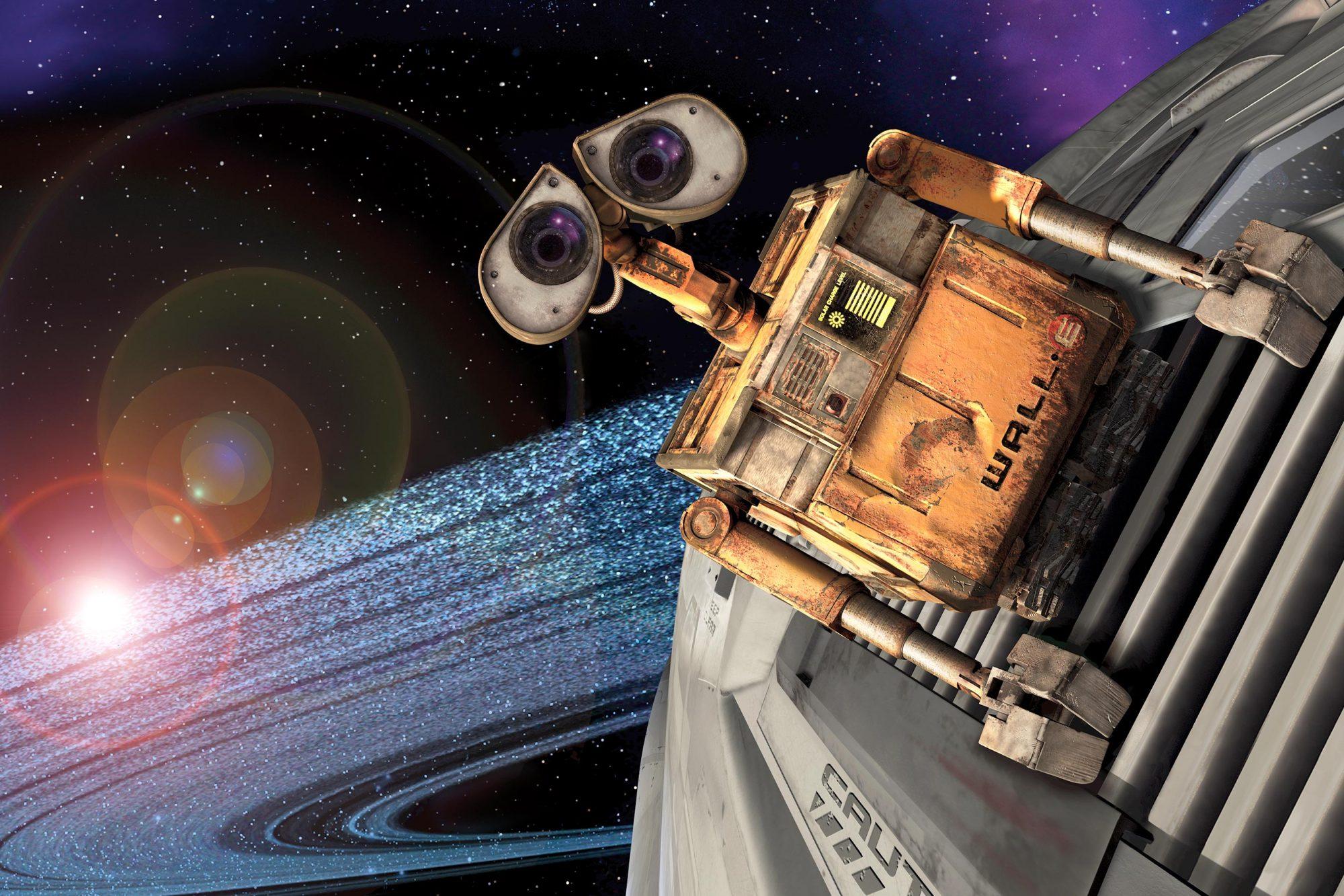 WALL E (2008)Wall E