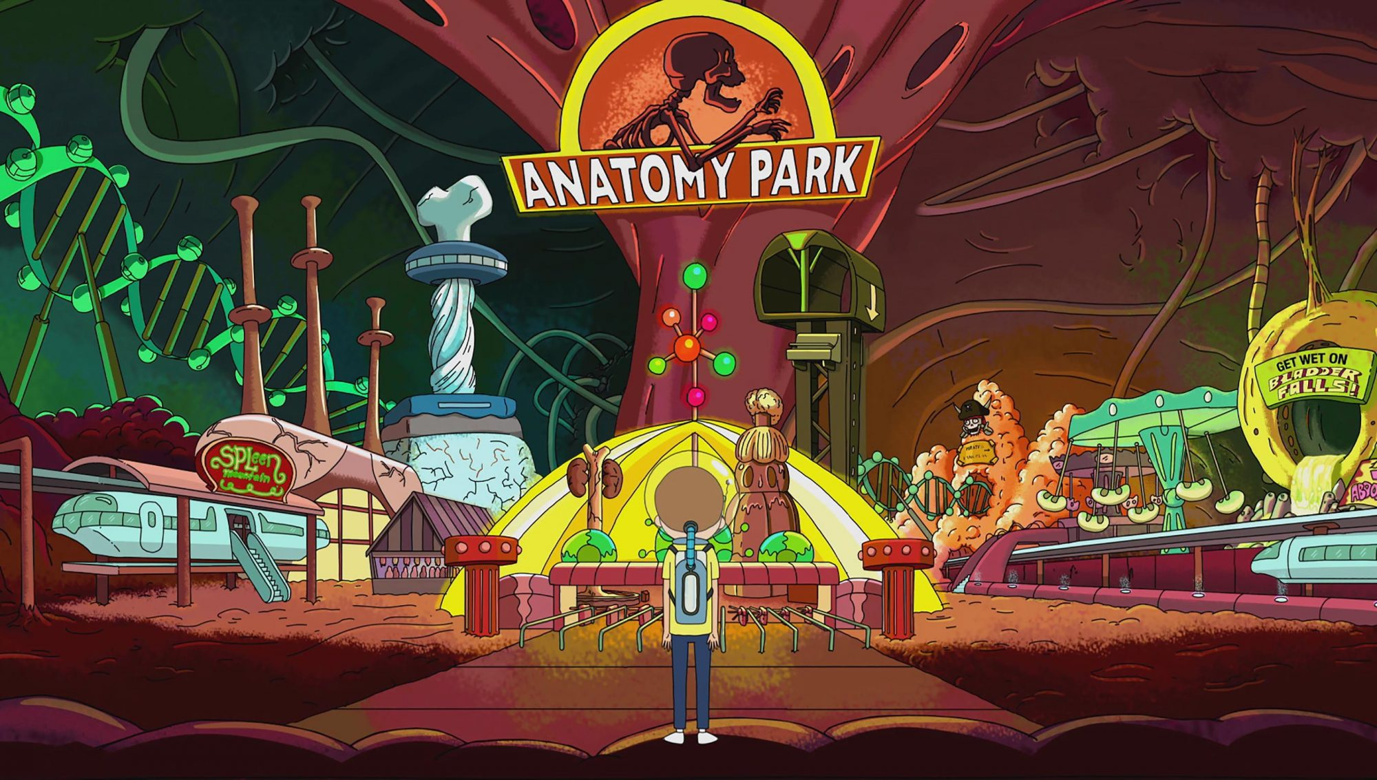 Ricky and Morty - Anatomy Park (Season 1, Episode 3)