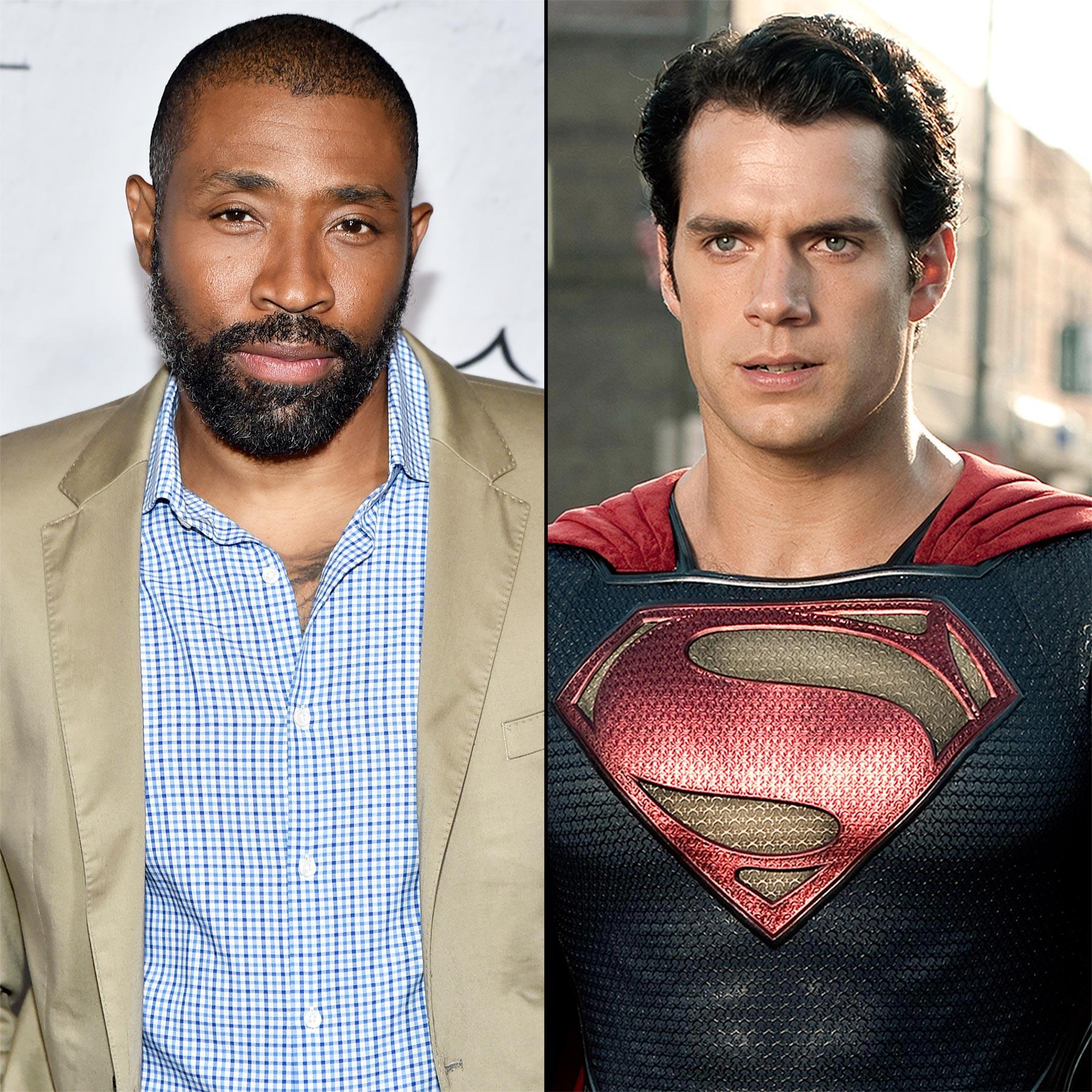 Cress-Williams-Superman