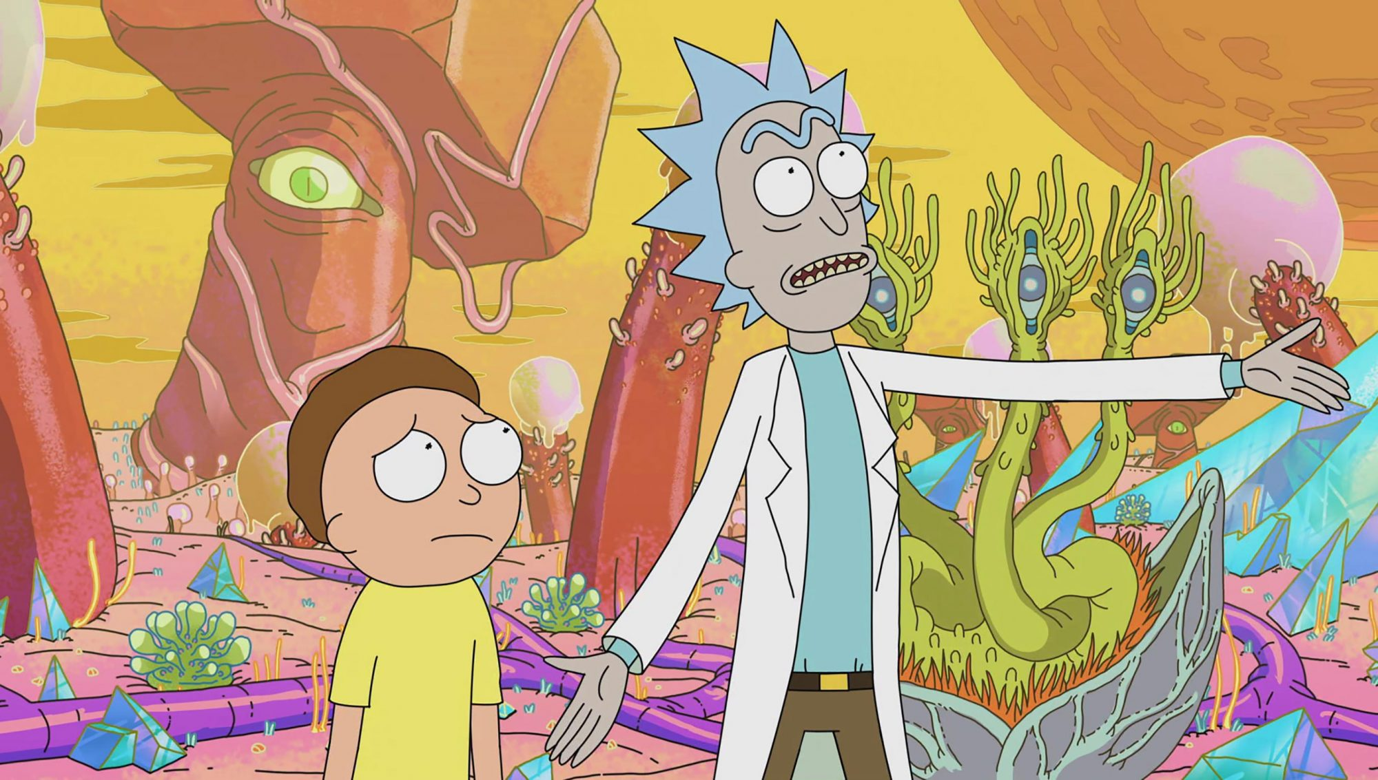 Ricky and Morty - Dimension 35C (Season 1, Episode 1)