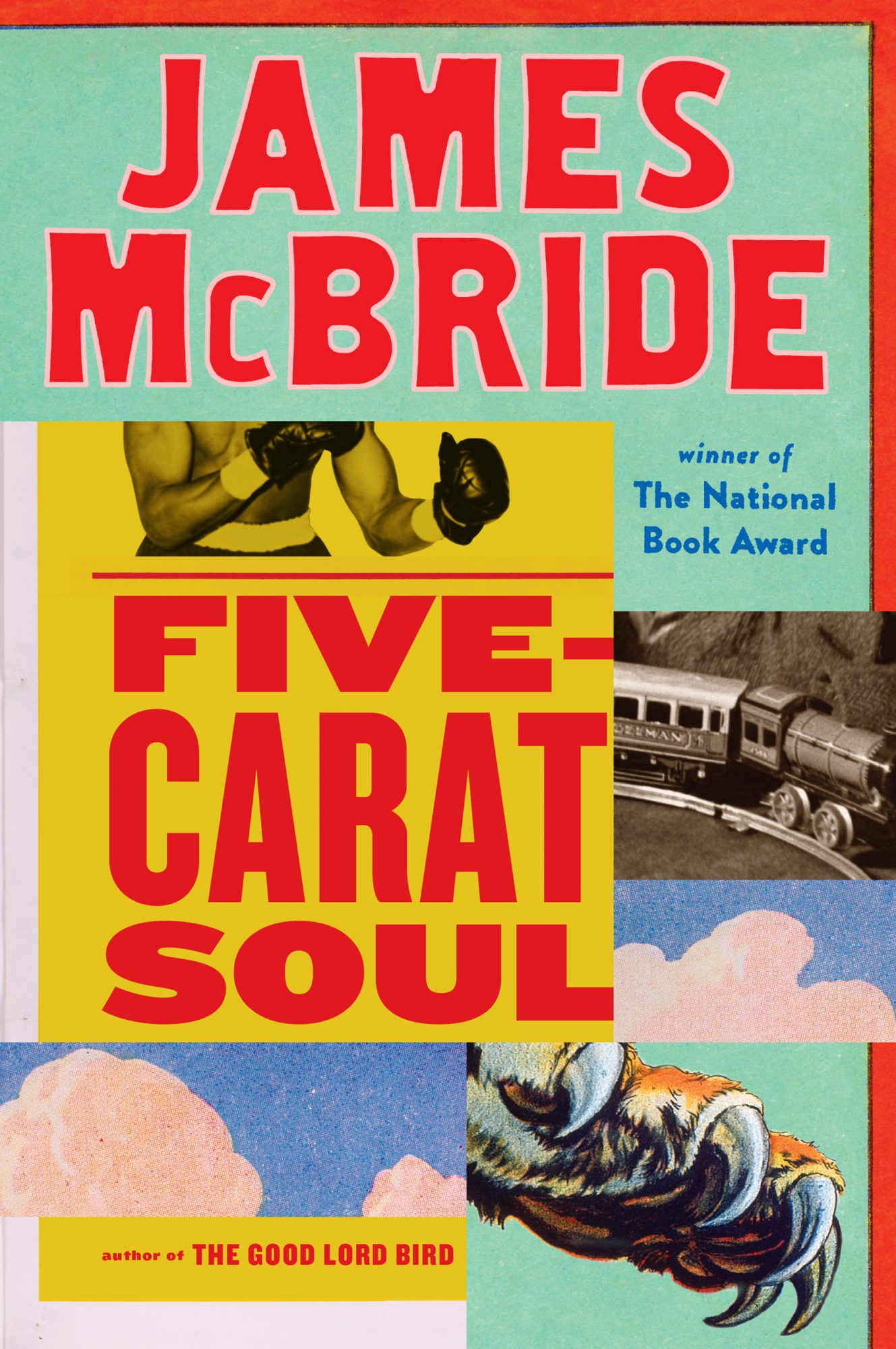 Five-Carat Soulby James McBride