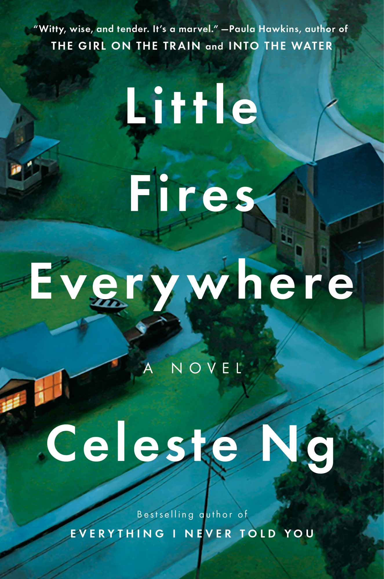 Little Fires Everywhereby Celeste Ng