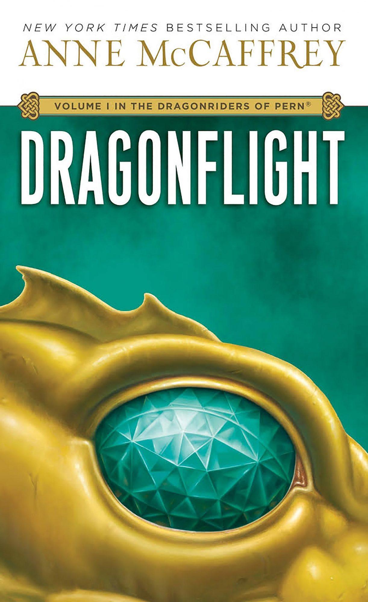 Anne McCaffrey, Dragonflight